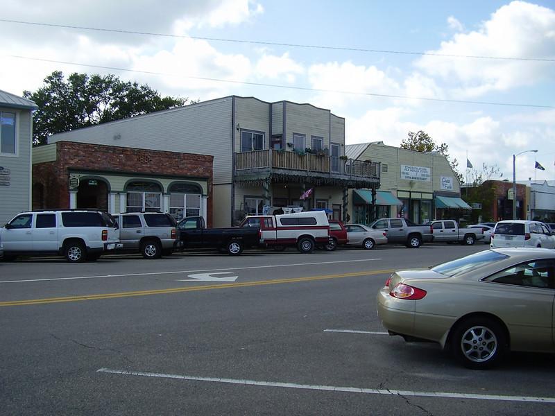Apalachicola street