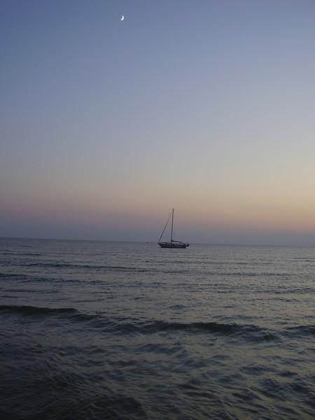 Cape San Blas evening.