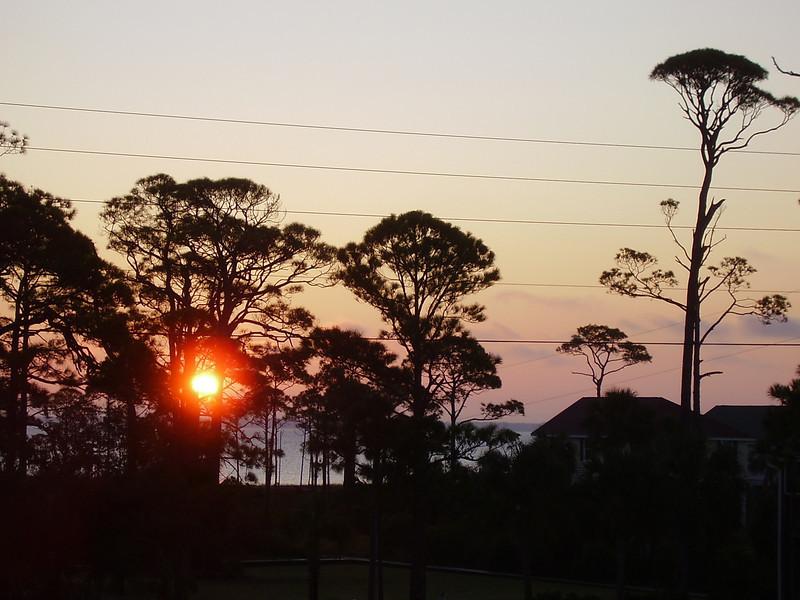 Sunrise October 10th #2