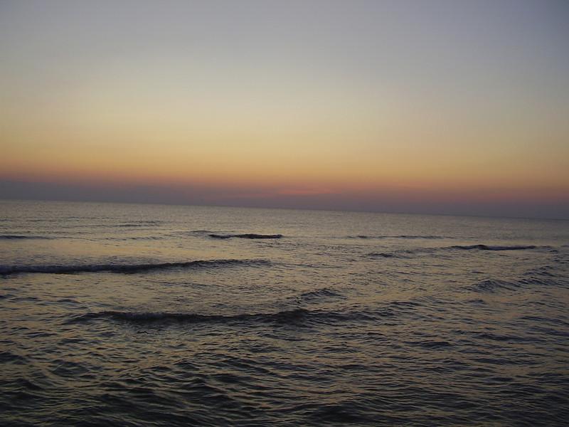 Cape San Blas sunset