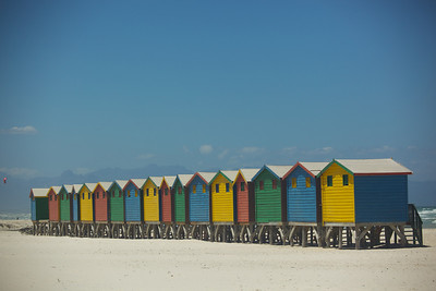 Cape Town - January '12