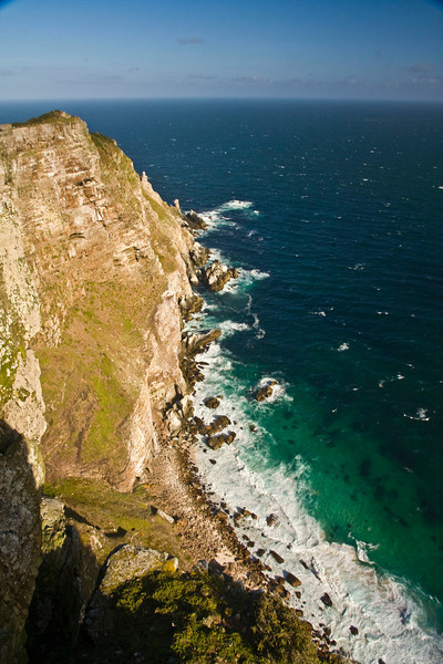 At Cape Point.