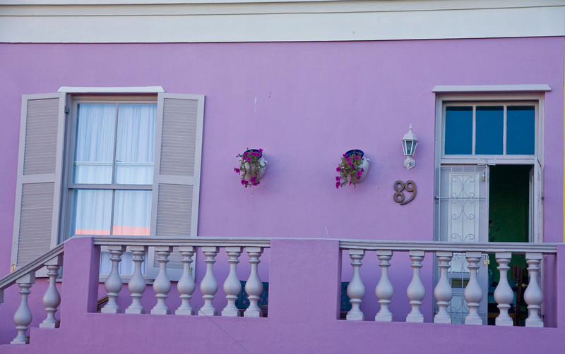House in Bo-Kaap.