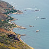 20190514-90 Cape Town Table Mtn, View of Victoria Drive and Atlantic coastline