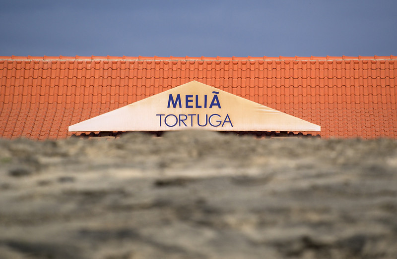 The Melia Tortuga hotel. Sheer indulgence. Also a great backdrop for the photos.