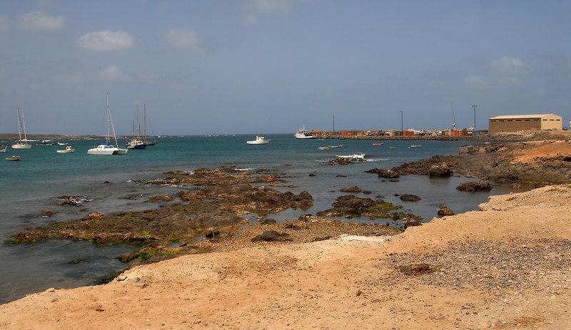 Harbour, Sal Rei