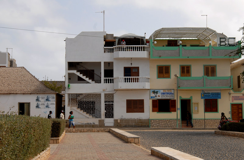 Vernacular architecture, Sal Rei