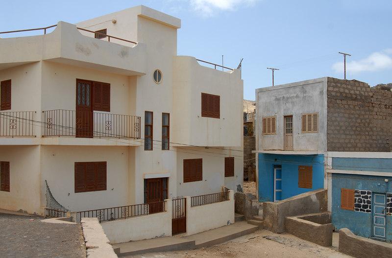 Salamansa village