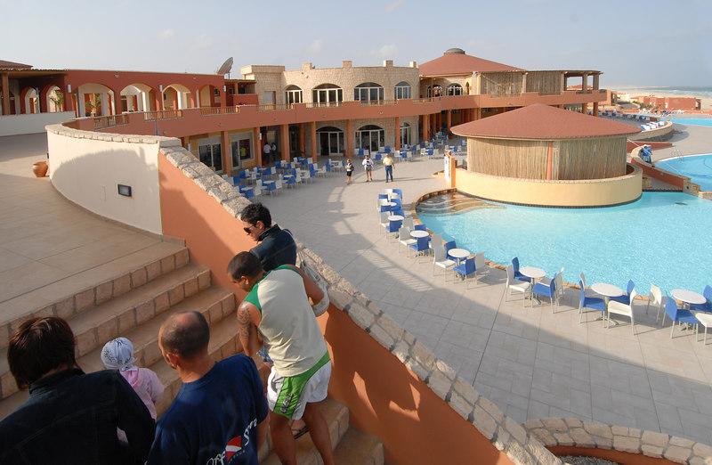 Club Venta resort, Boa Vista.