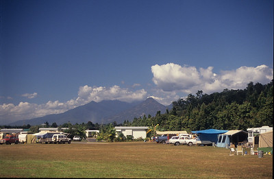 View from the Coconut Caravan Park (now a Big4 and doesn't look like this).