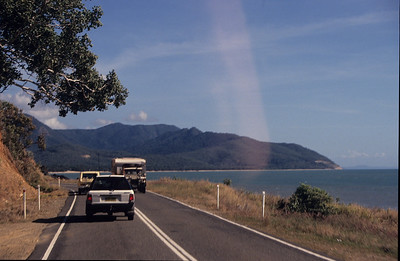 Beautiful drive from cairns to Port Douglas.