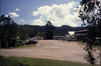 Daintree village.