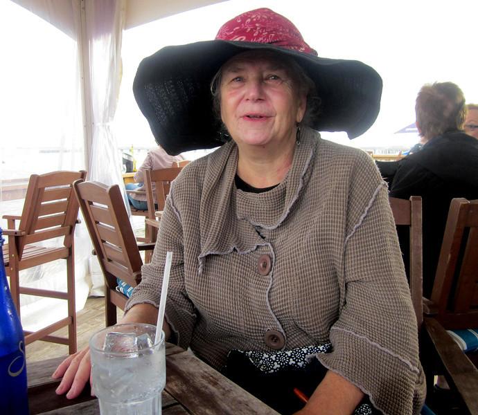 Helen, Aqua Bar, Ptown