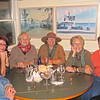 Sue, Christie, Helen, Polly, Sylvia, Maureen, Loel, Lobster Bar, Ptown