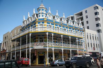 cape town 2008