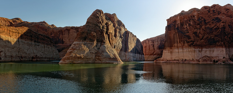 Gooseneck in Fifty Mile Canyon, our anchoring spot
