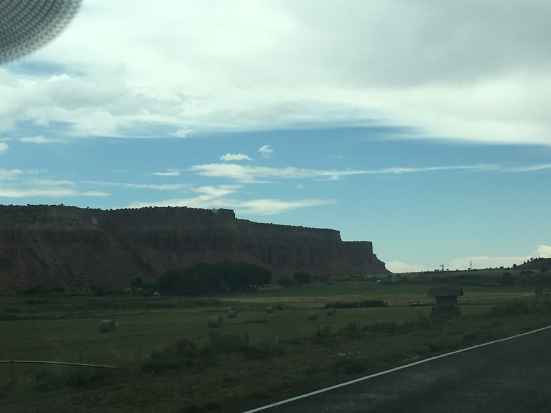 Is that the Capitol Reef?
