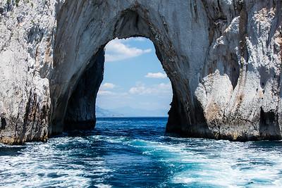 Capri Arch