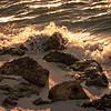 Waves on Rocks 4