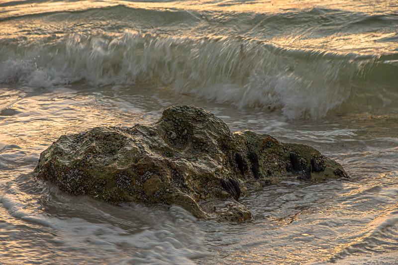 Wet Rocks 2