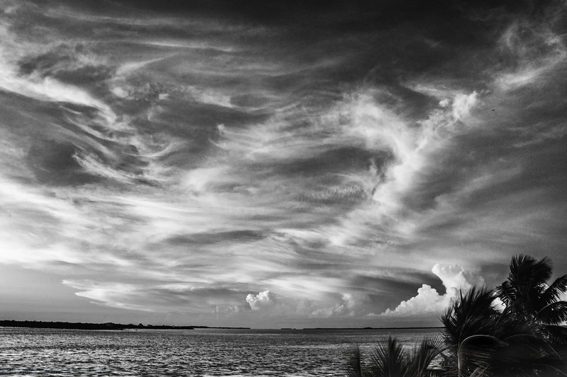 First Sunset 2 B&W 2