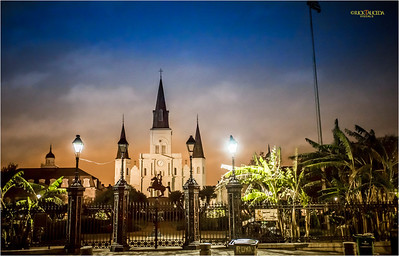 Jackson Square and St. Louis Cathedral