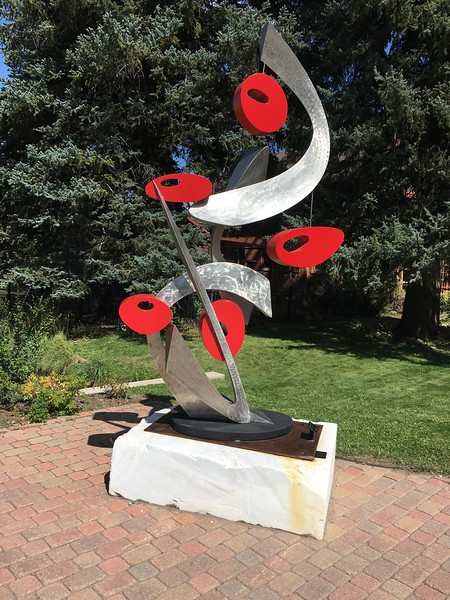 Carbondale Sculpture