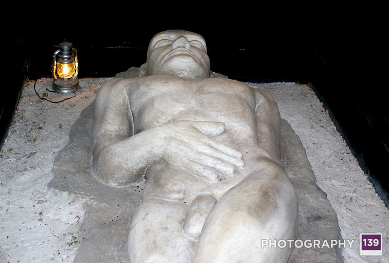 Cardiff Giant - Fort Dodge