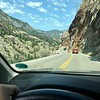 Million Dollar Highway into Ouray