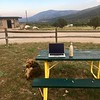 Good wifi at Heart of the Rockies Campground, Salida