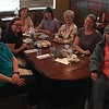 Dinner at Racine's in Denver with Kathy, Lina, Karen, Margaret, Cheryl and Deborah