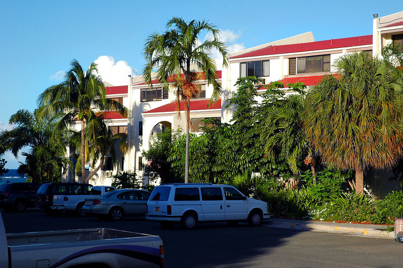 This is the place we will be staying at, Club St Croix.