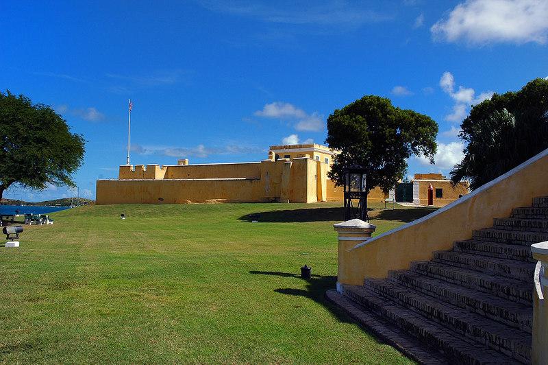 Fort Christiansvaern