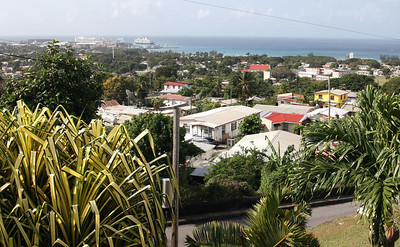 View of Bridgetown.