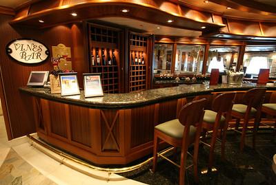 New Wine Bar.