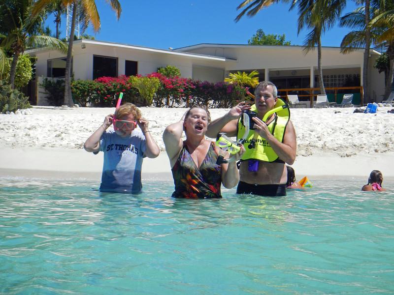First stop - Aruba