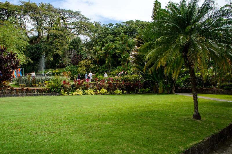 St Kitts, Romney Manor