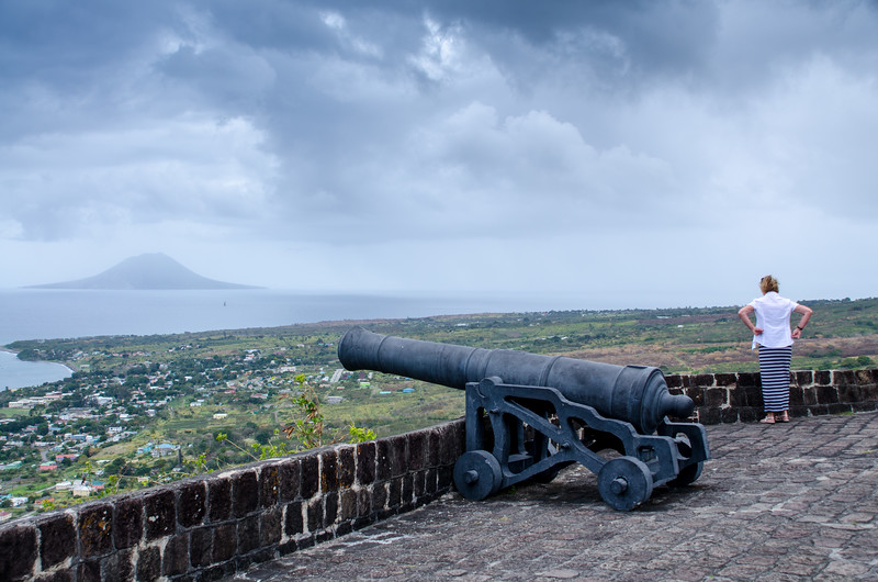 St Kitts, Brimstone Hill Fort