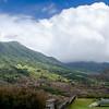 St Kitts Brimsone Hill Fort