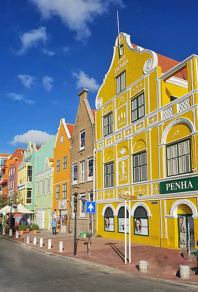 Willemstad, Curacao (Vertical)
