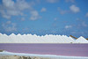 Bonaire Salt Mining