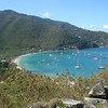 Cane Garden Bay on Tortola