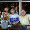 Dinner night before cruise at Bayside's Bubba Gumps.