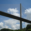 Centennial Bridge, opened in 2004, carries 6 lanes of the Pan-American Highway over the Panama Canal.