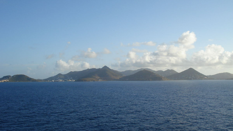 Saint Maarten/St. Martin (Dutch or French - depends on which half of island you are on).