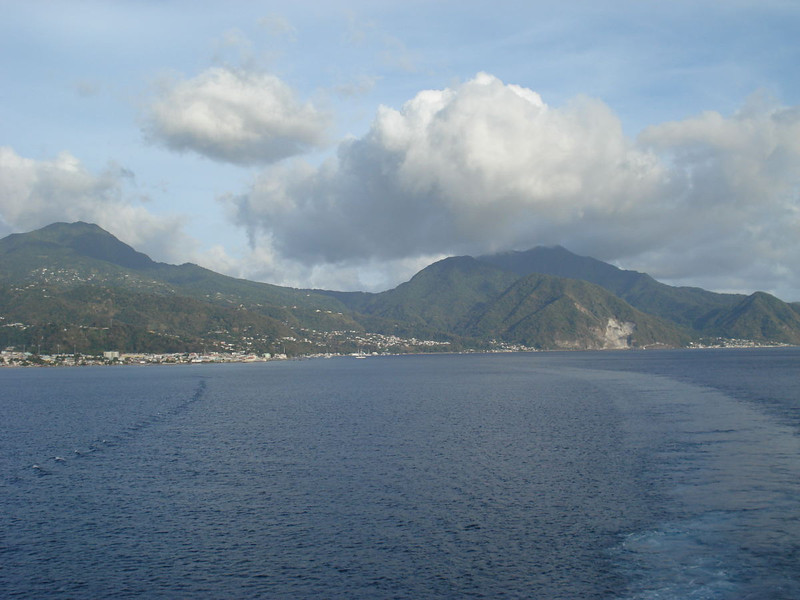 Dominica sail-a-way.