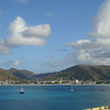 Beautiful Philipsburg, St. Maarten.