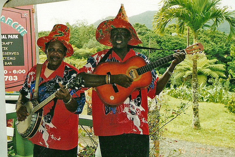 Grenada musicians.