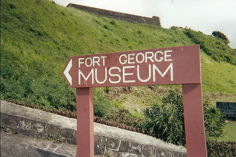 Ft George, Grenada.
