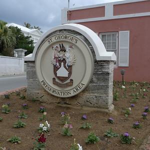 St. George's village